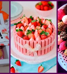 Chocolate Ideas For Mothers Day »15 Suggestions