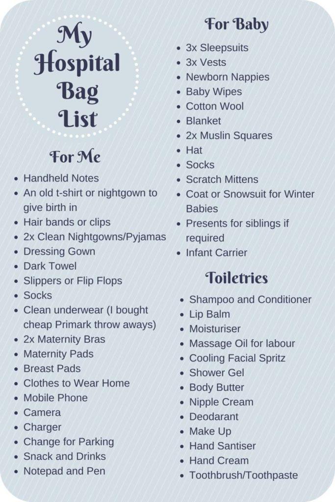 Maternity Bag 12