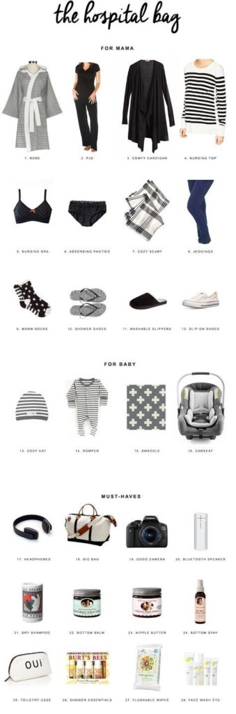 Maternity Bag 4