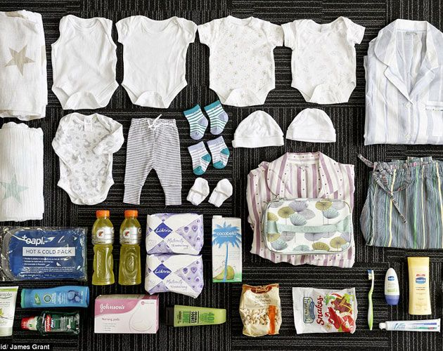Maternity Bag 9