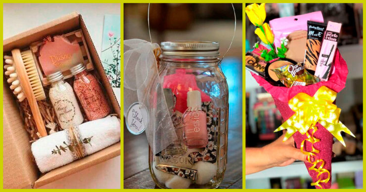 Simple Gifts for Mothers Day »15 Easy Ideas