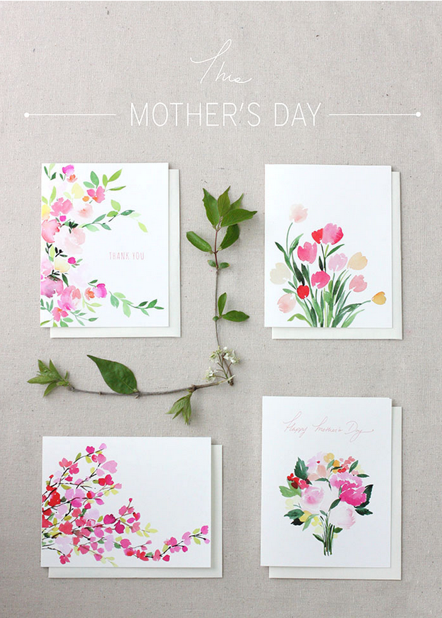 Simple Gifts for Mothers Day 1