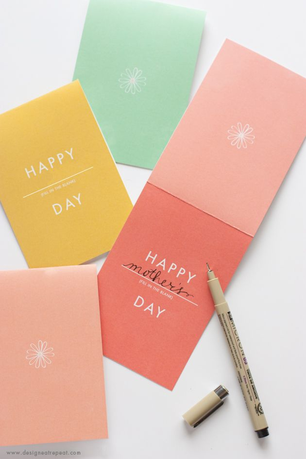 Simple Gifts for Mothers Day 4