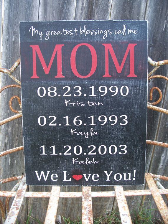 Tribute Ideas for Mothers Day 13