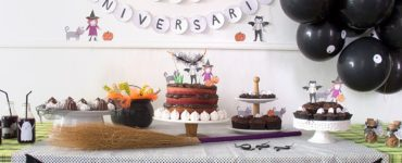 1614510517 Very easy and inexpensive ideas to decorate your Halloween party